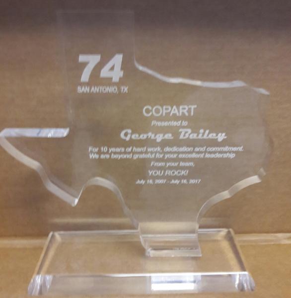 George Award