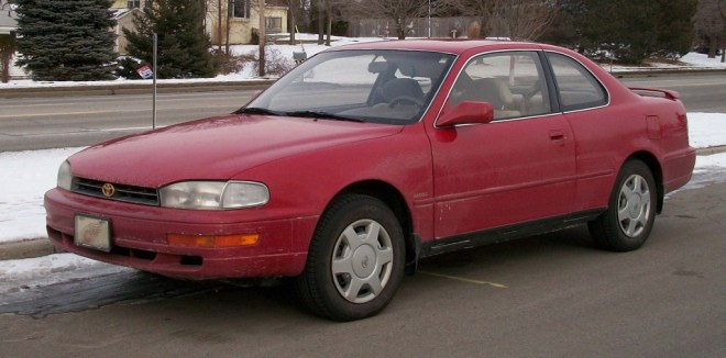 red-camry