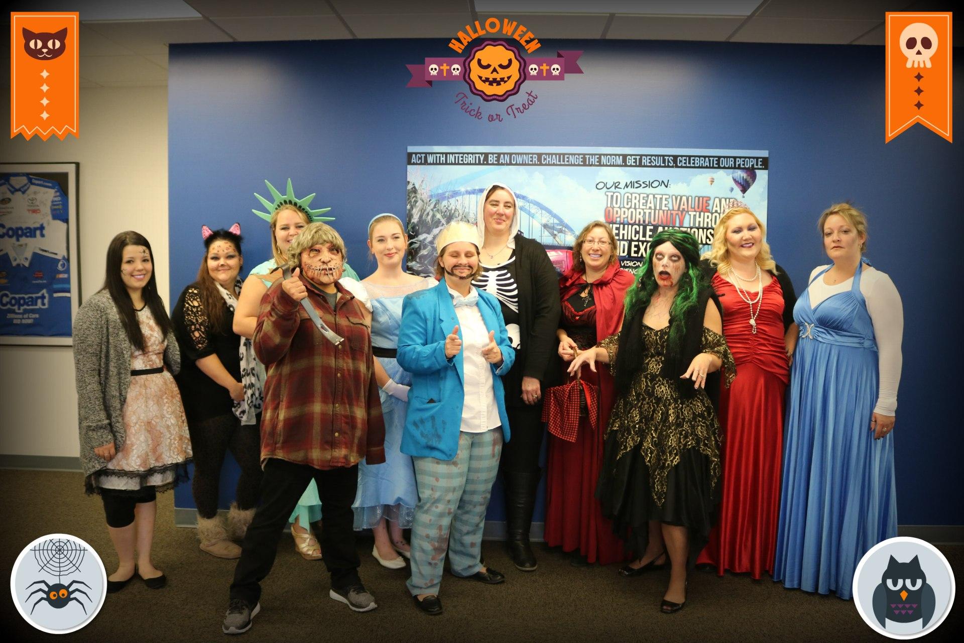 Member Service - Licensing Halloween