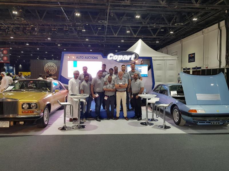 Motor Show 2017 Dubai